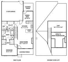 1 Bedroom Townhouse with First Floor Master