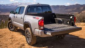 100 Toyota 4 Cylinder Trucks 2018 Tacoma TRD OffRoad Review An ApocalypseProof Pickup