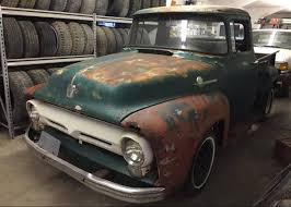 Patina And Parts: 1956 Ford F100 | Car&Moto | Pinterest | Ford ... 1956 Ford Truck Parts Clackamas Auto On Twitter F100 4x4 Clackamasap 53 1953 Pickup Hot Rod Network Monoleaf And Disc Brake Upgrade Panel Rat Rods Stuck In The How To Install An Axle Flip Kit A 66 Youtube Utwo 56 Custom Bodiestroud Piupstrucks F600 Build Thread Abby Page 11 Enthusiasts Tractor Wrecking Then Now Automotive 481956 Accsories