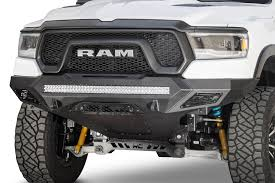 100 Truck Bumpers Aftermarket 2019 RAM Rebel Stealth Fighter Front Bumper W Sensors ADD Offroad
