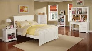 room light brown chocolate color with white color furniture