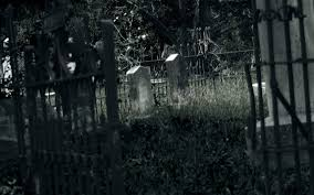 Halloween Graveyard Fence by Halloween Graveyard Wallpapers U2013 Festival Collections