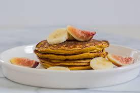 Easy Healthy Pumpkin Pancake Recipe by Flourless Paleo Pumpkin Pancakes Dairy Free U0026 Gluten Free