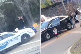 100 Police Truck Tab Footage Shows Toddler With Hands Raised During Parents Arrest