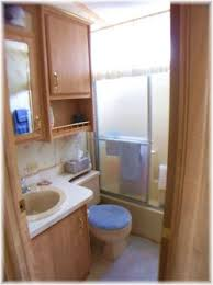 At Least Compared To Todays Large Facilities In Many Homes But They Have Come A Long Way From Those Tiny Old Travel Trailer Bathrooms