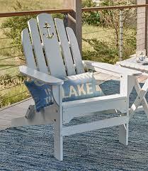 Ll Bean Adirondack Chair Folding by Wooden Adirondack Chair Anchor Cutout L L Bean