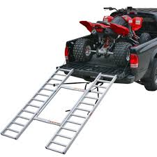 Amazon.com: Rage Powersports ITF-7652-A Adjustable Width Aluminum ... M8440 Alinum Nonfolding Motorcycle Ramps Youtube Atv Larin Foldable Truck Ramp Set 99942 Roof Racks 71 X 48 Bifold Or Trailer Loading Link Mfg Flat Mount Inlad Van Company Single 75 Dirt Bike Allinum Folding Helpuload 8 Ft 912 In 2400 Lbs Load Princess Auto Titan Plate Fold 90 Pair Lawnmower Black Widow Extrawide Punch Trifold Amazoncom Accsories Automotive