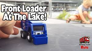 100 Garbage Truck Youtube Front Loader S Accessories And Modification