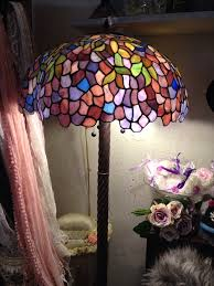 Tiffany Style Lamps Vintage by 551 Best Tiffany Lamps Images On Pinterest Tiffany Glass Louis