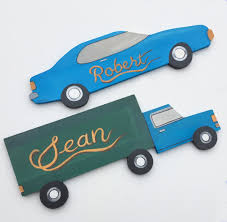 100 Toy Cars And Trucks Transportation Vehicles Personalized Art And Etsy