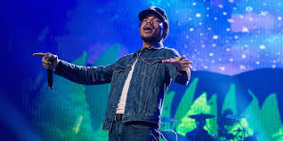 Coloring Book Pitchfork Watch Chance The Rapper Perform At White House Tree Lighting