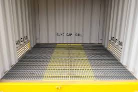 100 Shipping Container Flooring 10ft Dangerous Goods S Class 3