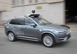 Uber's Vision Of Self-driving Cars Begins To Blur | Pittsburgh Post ...