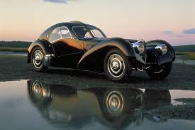 deco car design the bugatti type 57sc atlantic one of the most deco cars