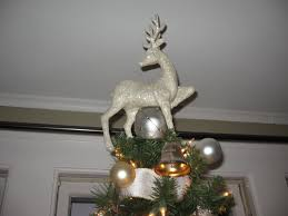 Christmas Tree Toppers Ideas by Garden Tree Toppers For Christmas Trees Our Crafty Concept