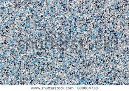 Terrazzo Blue Color Texture Background Is A Mixture Of Rock And Concrete Construction