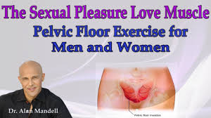 Pelvic Floor Muscle Training by The Sexual Pleasure Love Muscle Pelvic Floor Exercise For Women