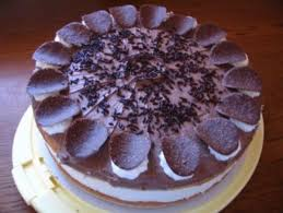 schoko jogurt birnen torte