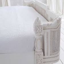 provencal lit lit white rattan bed luxury bed