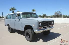 100 Rust Free Truck Parts Clean 1975 International Survivor Dana 44 Many Newer