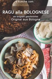 ragù alla bolognese langsam geschmorte original bolognese