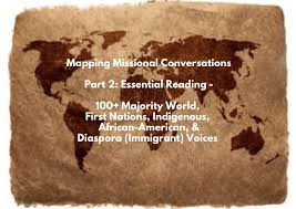 Mapping Missional Conversations Part 2 Majority World Voices