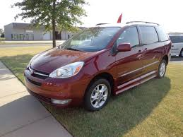 2005_Toyota_Sienna_Limited_IMS_Rampvan_06 - Kansas Truck Equipment ...