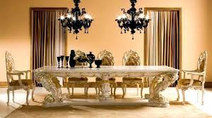 Enjoyable Luxury Dining Tables Ideas Pros Luxurious Room Sets Home Inspiration Furniture For Sale