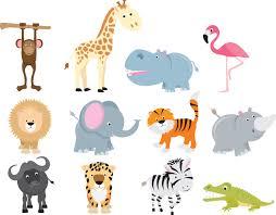 Animales Del Zoologico Para Colorear E Imprimir