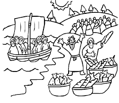 Sunday School Coloring Pages Trinity