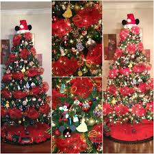 Minnie Mouse Christmas Tree Image Home Garden And Rtecx