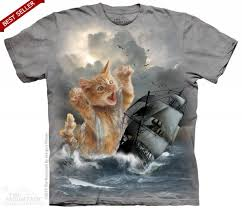 cat t shirts equineaddicts mountain tees the mountain cat t shirt krakitten