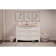 Davinci Kalani Dresser Changing Table by Davinci Kalani 6 Drawer Double Dresser U0026 Reviews Wayfair