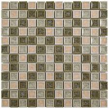 merola tile crackle square beige mix 11 5 8 in x 11 5 8 in x 8