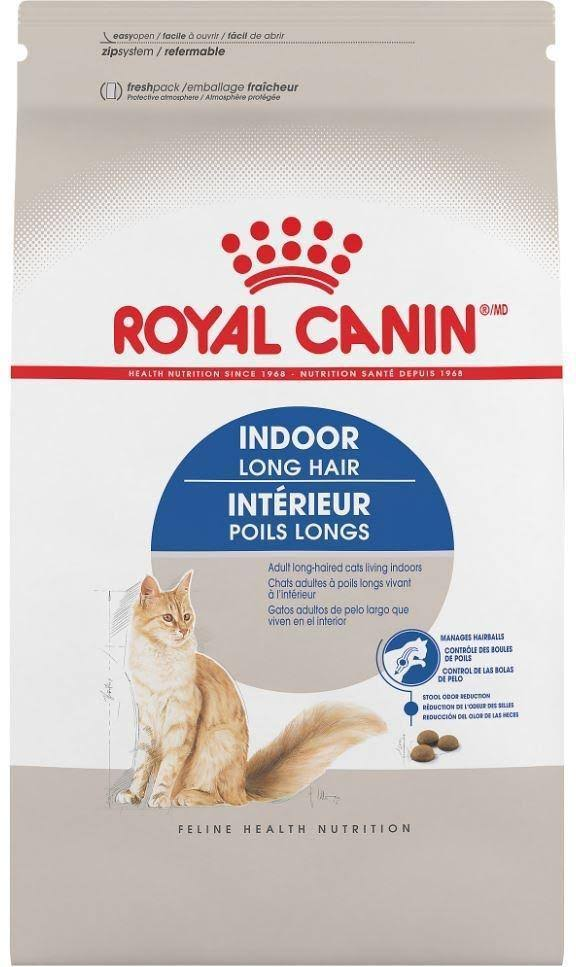 Royal Canin Feline Health Nutrition Dry Cat Food - Indoor Beauty 35, 6lbs