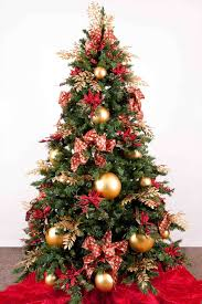 Walgreens Tabletop Christmas Trees by Red White And Gold Christmas Tree Cheminee Website Christmas
