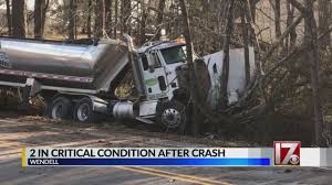100 Two Men And A Truck Raleigh Mom And Daughter In Critical Condition After 18wheeler SUV Collide