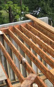 Tji Floor Joists Uk by Floor Framing With Tji Joists Connected To An Lvl Ledger At