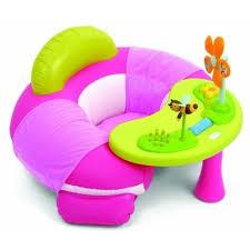 table activité bébé avec siege cotoons siège gonflable achat vente table jouet d