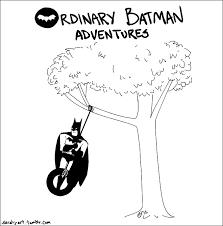 Ordinary Batman Adventures