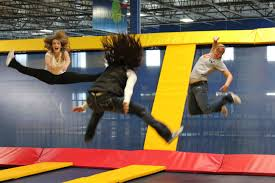 Naperville Halloween House A Youtube by Sky High Sports Trampoline Park Naperville Il Indoor