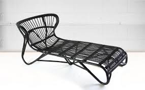 Rare FRANCO ALBINI Ebonised Bamboo CHAISE Lounge Darlee Santa Anita Cast Alinum Patio Chaise Lounge Lounge Sofas Osaka Sofa With Resting Unit Tufted Seat Curve Riser Lounges The Great Escape Luxe Castelle Inoutdoor Sunbrella Cushion Cara Source Outdoor King Wicker Double Quick Ship St Maarten Vinyl Strap Commercial Frame 20 Lbs Fniture Pride Family Brands Hausers Chairs Custom White Straps Leisure Season Sling
