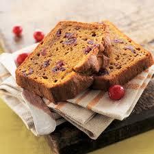 Libbys Pumpkin Nutrition Info by Libby U0027s Pumpkin Cranberry Bread Nestlé Very Best Baking
