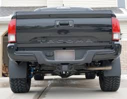 Toyota Tacoma Mud Flaps 2016+ – RokBlokz Airhawk Truck Accsories Inc Amazoncom Removeable Mud Flap Fits All Pickups With 2x2 Rock Tamers 00108 Hub System For 2 Receiver Roection Hitch Mounted Flaps Universal Protection Flaps For 05 15 Tacoma Guards Splash Front Rear Oem Installed Ram Rebel Forum Husky Or Weather Tech Page Dee Zee Dz1800 Britetread Automotive An Old Pickup Truck In Iowa Mudflaps Stock Photo Hdware Gatorback Chevy Gold Bowtie