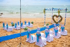 Beach Wedding Decorations Enchanting