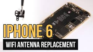 iPhone 6 WiFi & Bluetooth Antenna Replacement Video Guide