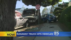 Runaway Dump Truck Rolls Down San Francisco Hill, Hitting Cars ... Koja Kitchen Truck San Francisco Food Trucks Roaming Hunger Fire Photos Kenworth Pumper Engine 1 Sffd Youtube Driver Garbage American Simulator To Las Vegas Gameplay Smothered Fries New Years Day Brunch Funcheapsfcom 10 Essential For Summer Eater Sf Truck California Usa Stock Photo Royalty Has Nowhere Put Collection Of 100yearold Antique Fire Spartanerv Department Ca Jesus Free Image