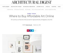 Elle Decor Trendsetter Sweepstakes by News U0026 Events Artwork Tappan Collective
