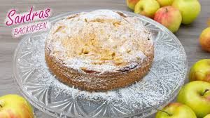 apfelkuchen rezept einfach und lecker apfelkuchen in springform in 10 min bereit für den ofen