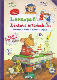 leo lausemaus lernspass diktate vokabeln klasse 3 4